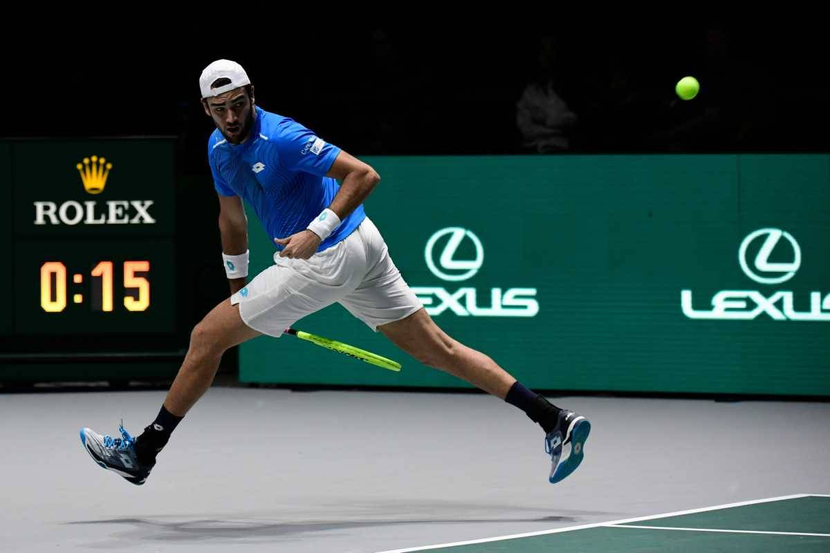 Tennis, Italia eliminata dalla Coppa Davis