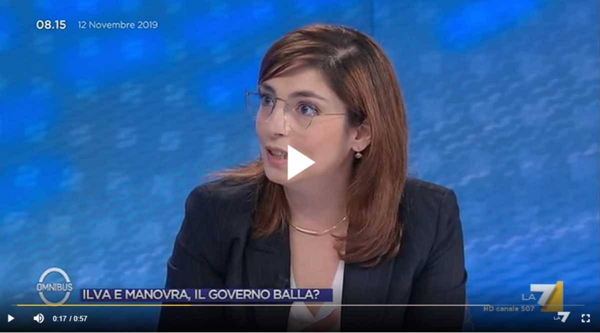Plastic Tax Laura Castelli