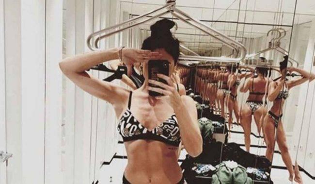 Cecilia Rodriguez, che gambe nell'ultima foto Instagram