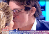 Gabriel Garko il bacio a Barbara D'urso