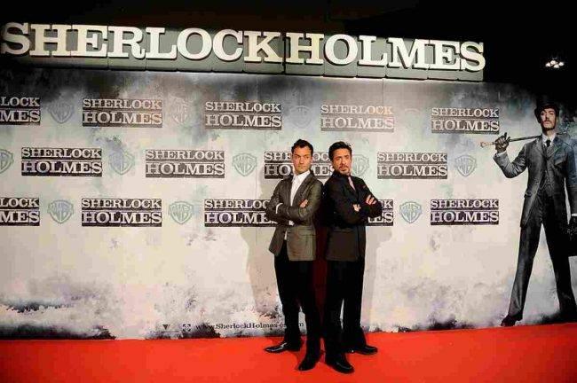 Italia1, Sherlock Holmes - Gioco di ombre: trama e cast del film con Robert Downey Jr.
