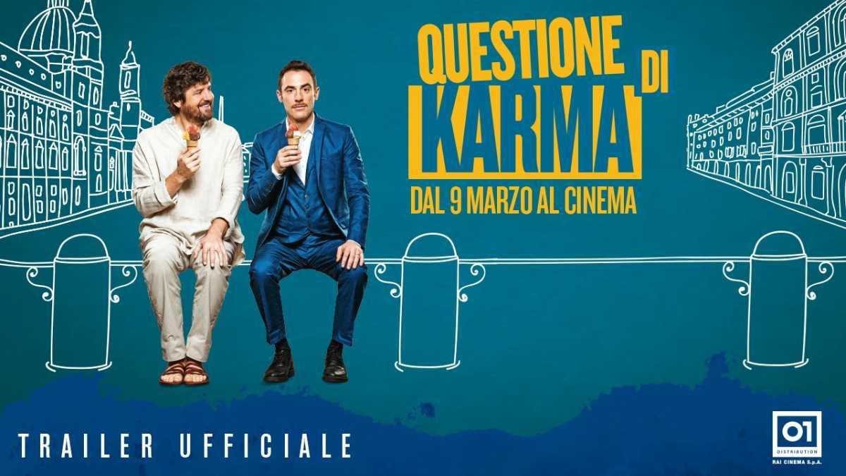 """Stasera andrà in onda, su Rai 1, """"Questione di Karma"""" con protagonista Fabio De Luigi"""