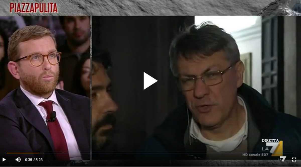 """Landini: """"Non si fa politica sulla pelle delle persone"""" - VIDEO"""