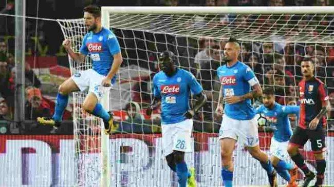 Serie A, Napoli - Genoa: info e dove vederla