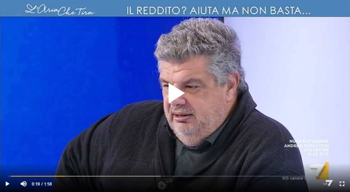 """Paolo, ex operaio: """"No alla mia domanda per il Reddito di Cittadinanza"""""""