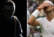 Rafael Nadal infortunio