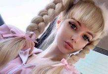 Chi è Angelika Kenova, la barbie russa che vive come in una fiaba