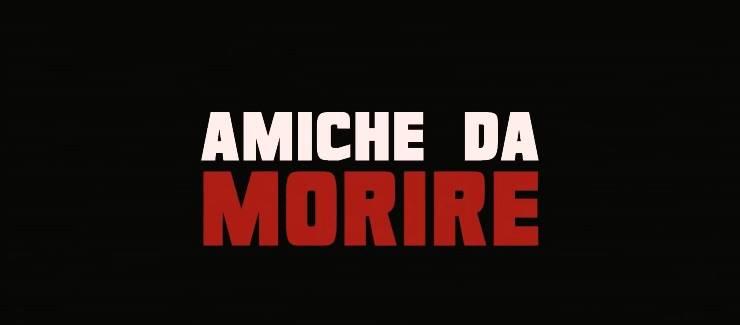 Rai Movie, 'Amiche da morire': trama e cast del film con Claudia Gerini