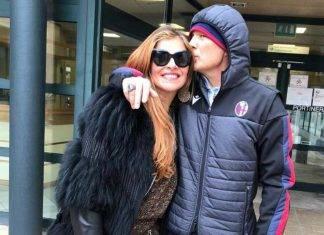 Sinisa Mihajlovic e la moglie Arianna