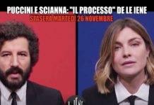 """Vittoria Puccini nell'intevista doppia di Le Iene: chi è l'attrice di """"Il processo"""""""