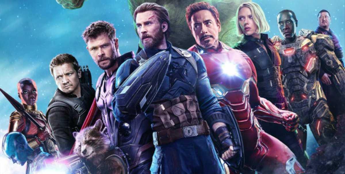 """""""The Avengers"""" Scarlett Johansson"""