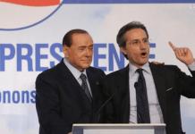 Berlusconi e Caldoro