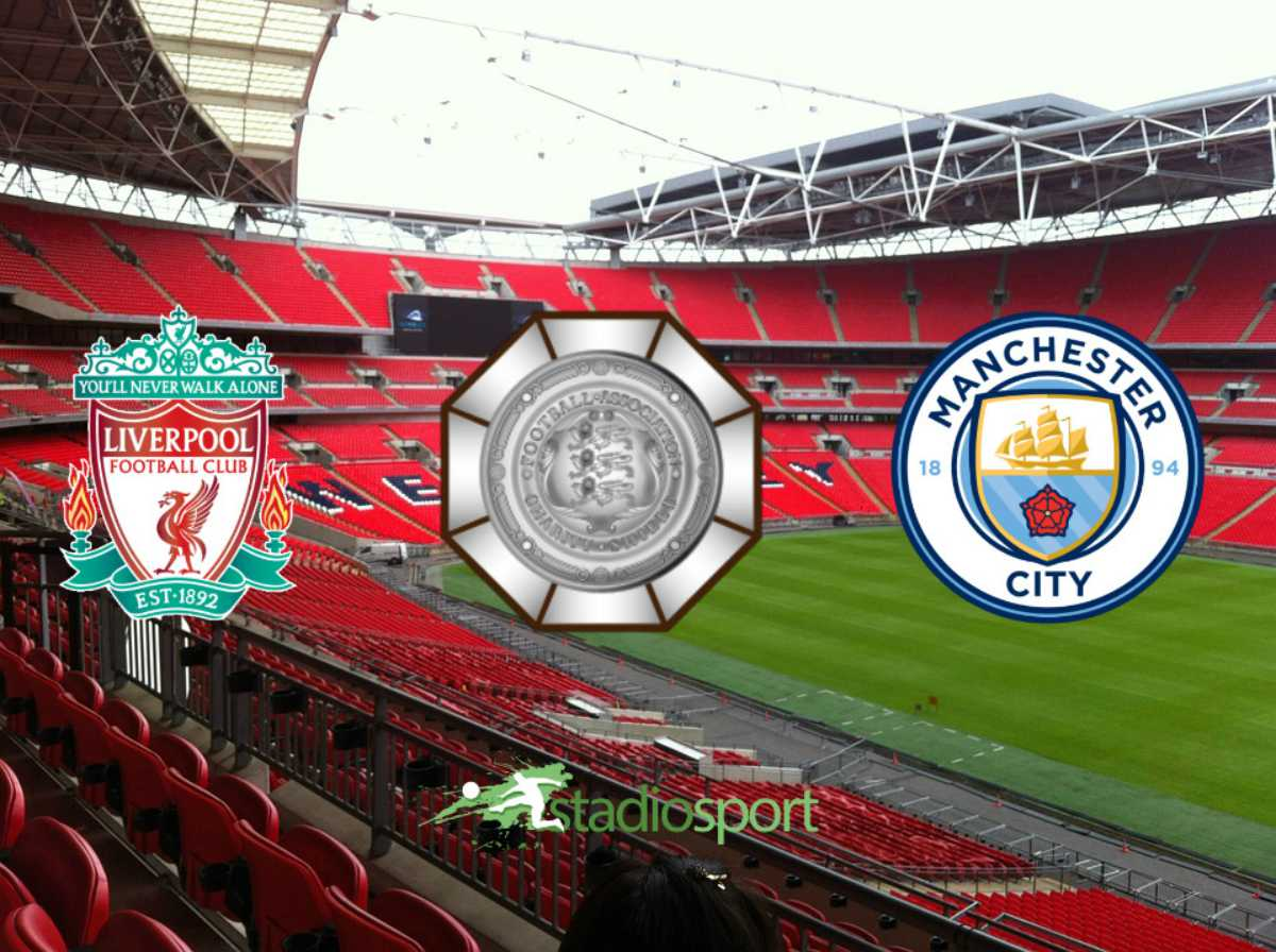 Premier League, oggi alle 17.30, Liverpool-Manchester City: dove vederla
