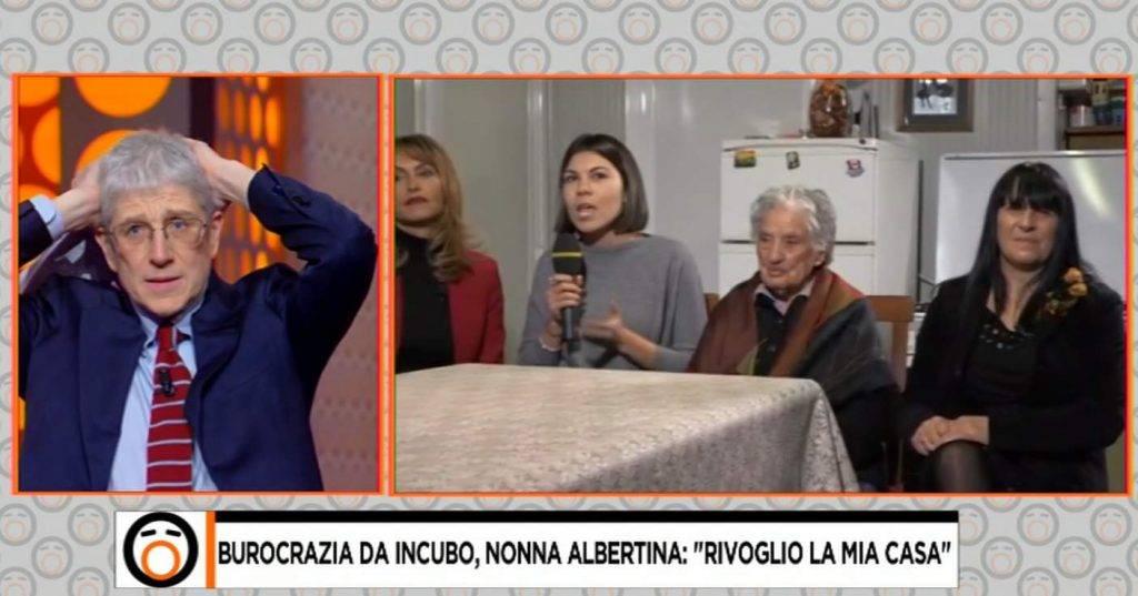 Intervista a nonna Albertina da Mario Giordano