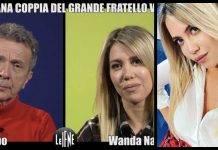 Wanda Nara a Le Iene con Pupo: le rivelazioni intime - VIDEO