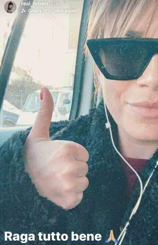 Emma Marrone dopo le cure manda un messaggio ai fan