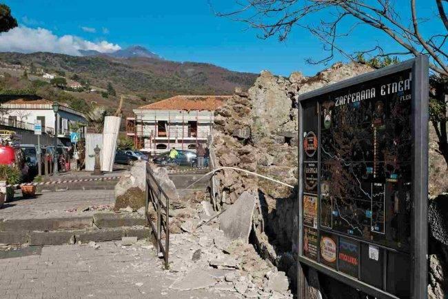 Conseguenze del terremoto (Getty Images)