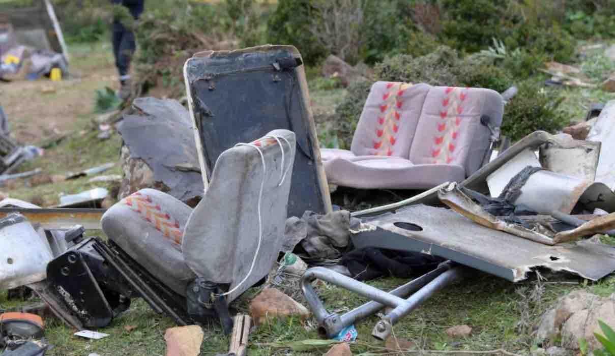 Drammatico incidente con il bus, è una vera strage