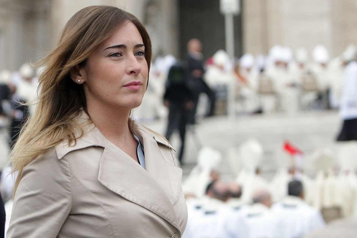 Maria Elena Boschi, l'amore segreto della deputata