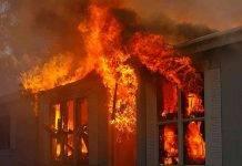 Incendio nel Cilento, muoiono marito e moglie