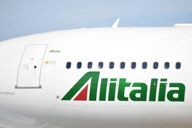 Sciopero Alitalia: 24 ore senza voli il prossimo 13 dicembre