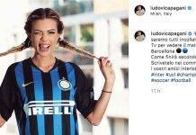 Ludovica Pagani commenti instagram