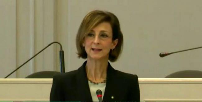 Marta Cartabia discorso