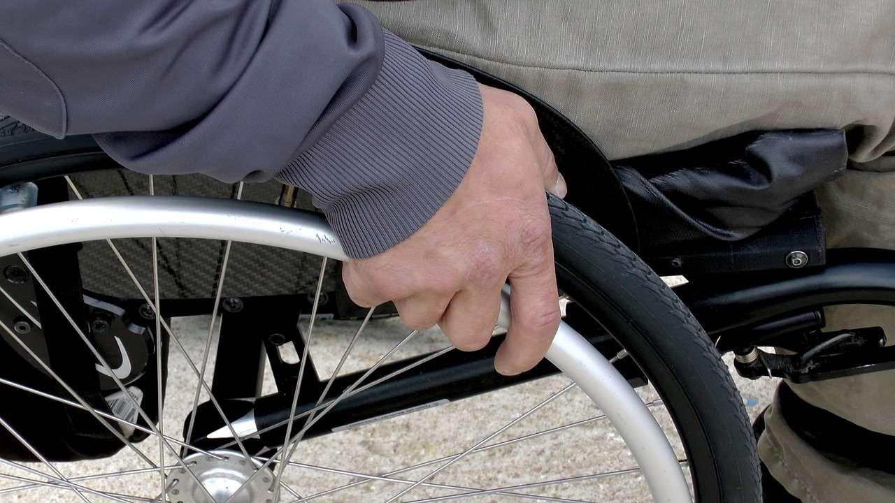 Persona disabile