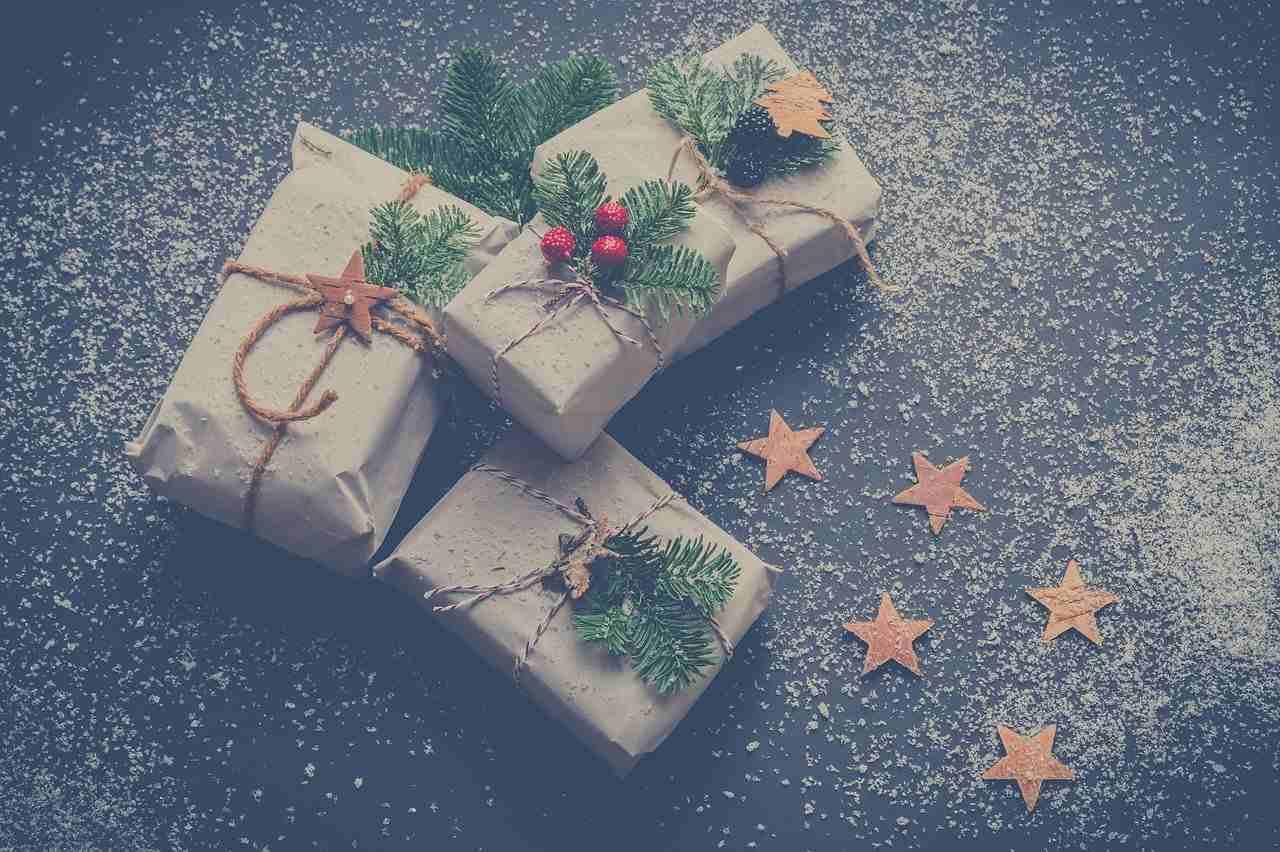 In Campania cala la spesa per i regali di Natale