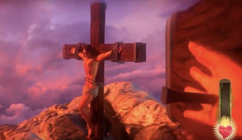 I am Jesus Christ: il gioco in cui impersonare Gesù - trailer e video