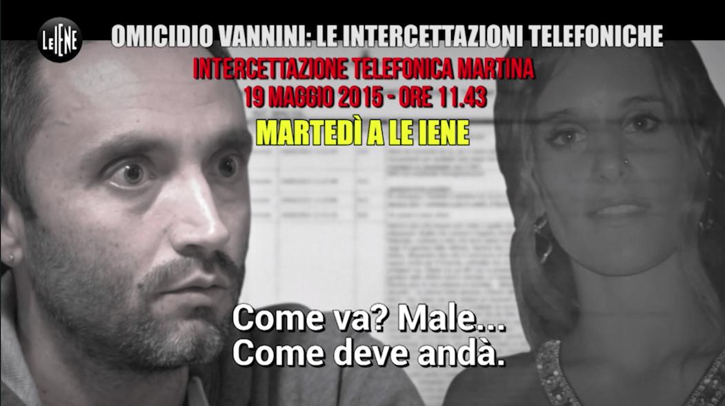 Le iene show intercettazioni