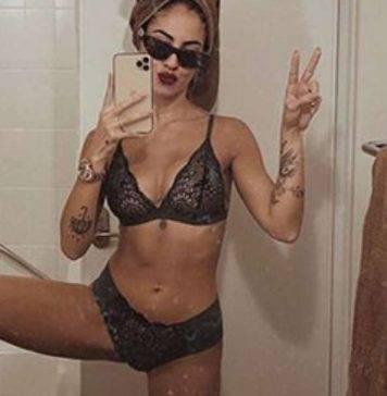"Giulia De Lellis su Instagram: ""Se scappo mi sposi ?"""