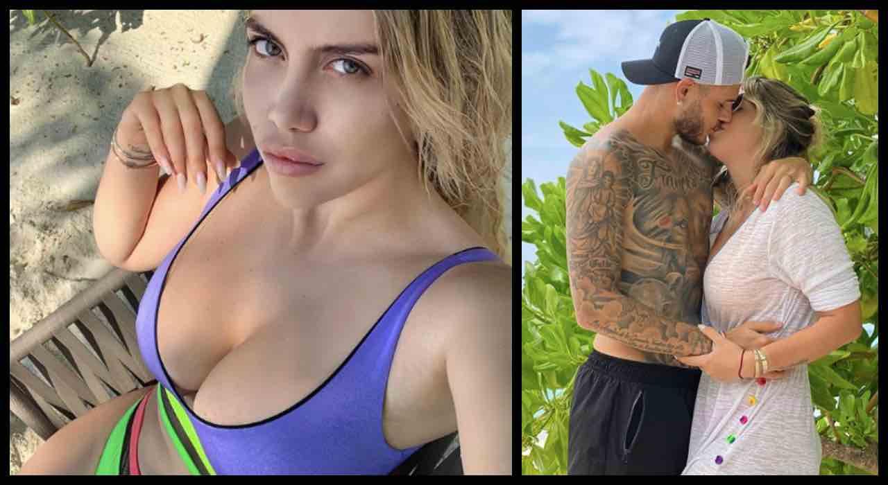 Wanda Nara, su Instagram svela la verità sui tatuaggi di Mauro Icardi