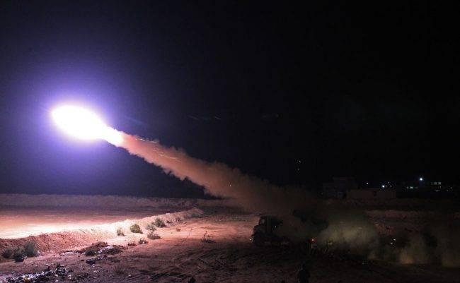missili in Iraq