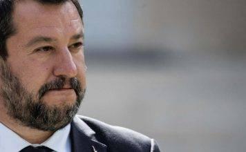 """Matteo Salvini a Conte: """"usare la tv di Stato per dire falsi"""