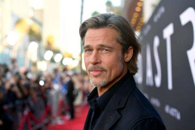 "Dichiarazioni choc di Brad Pitt agli Awards: ""Sobrio grazie a Bradley Cooper"""