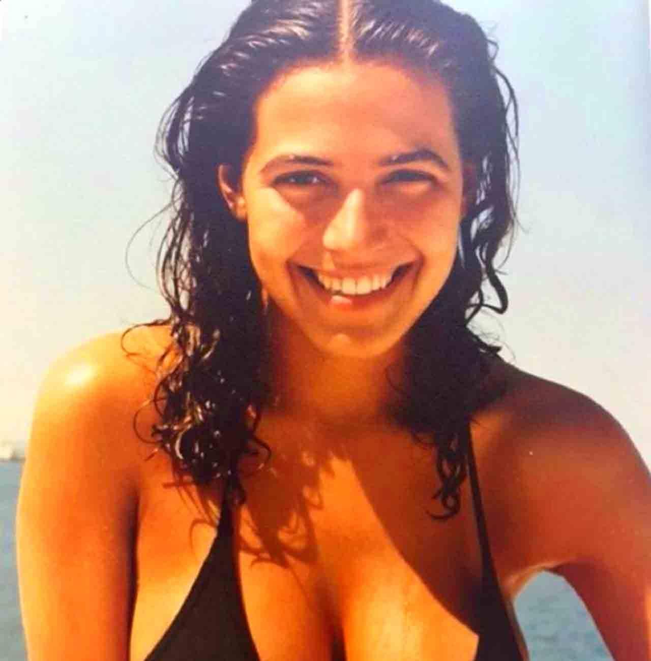 Barbara D'Urso come non l'avete mai vista: ecco una sua foto a 20 anni