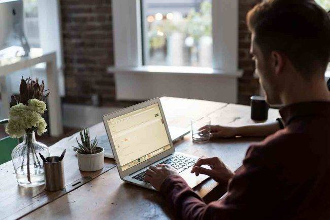 Lavorare da casa - Smart Working