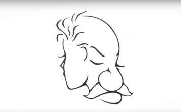Test della personalità |  qual è la figura che vedi prima nell'immagine?