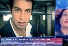 Barbara D'urso, il ricordo di Pietro Taricone fa troppo male: via in lacrime