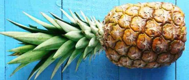 Ananas, scopri quali sono i suoi poteri e le proprietà terapeutiche