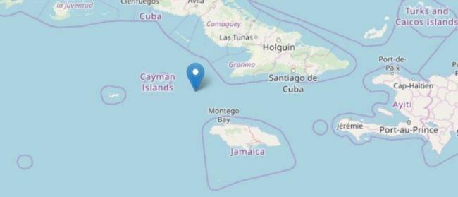 Terremoto tra Cuba, Giamaica e Cayman: pericolo tsunami