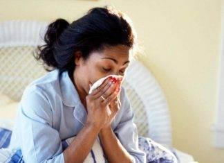 Raffreddore, come curarti per guarire in fretta