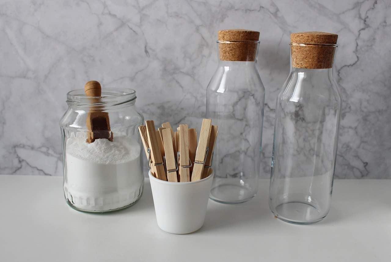 preparazione di bicarbonato di sodio