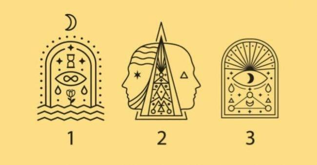 Test psicologico: quale immagine scegli tra queste tre ?