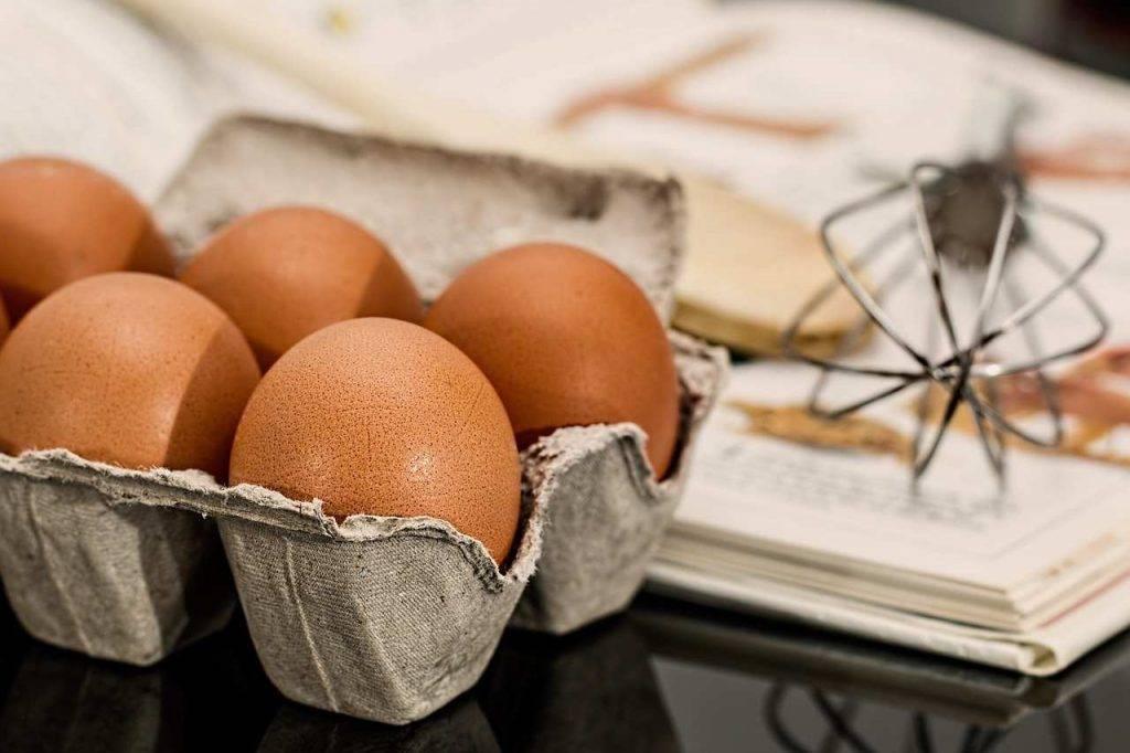 Uova biologiche contaminate ritirate dal ministero: MARCA e LOTTI