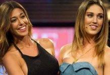Sorpresa di Belen Rodriguez alla sorella, Cecilia: che razione