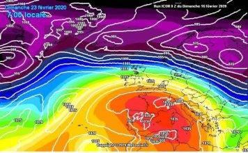 Meteo, freddo polare in arrivo: neve anche a bassa quota