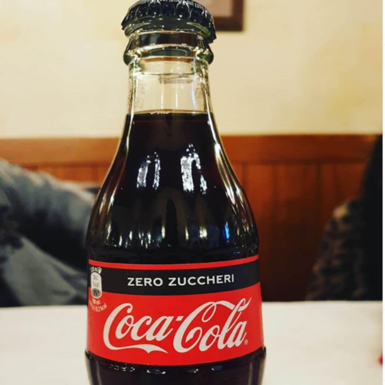 Coronavirus, Coca Zero