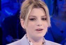 Emma Marrone Verissimo Toffanin